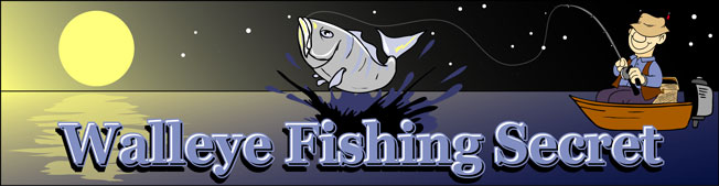 "The ""Walleye Fishing Secret Weapon"" will swarm fish to you sport and DOUBLE your catches!"